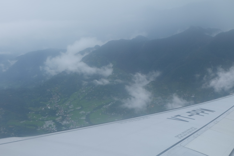 Best Aerial View Ever - Kathmandu, Nepal