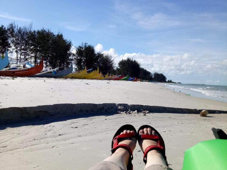 Tempat baru dan Tersembunyi di Belitung