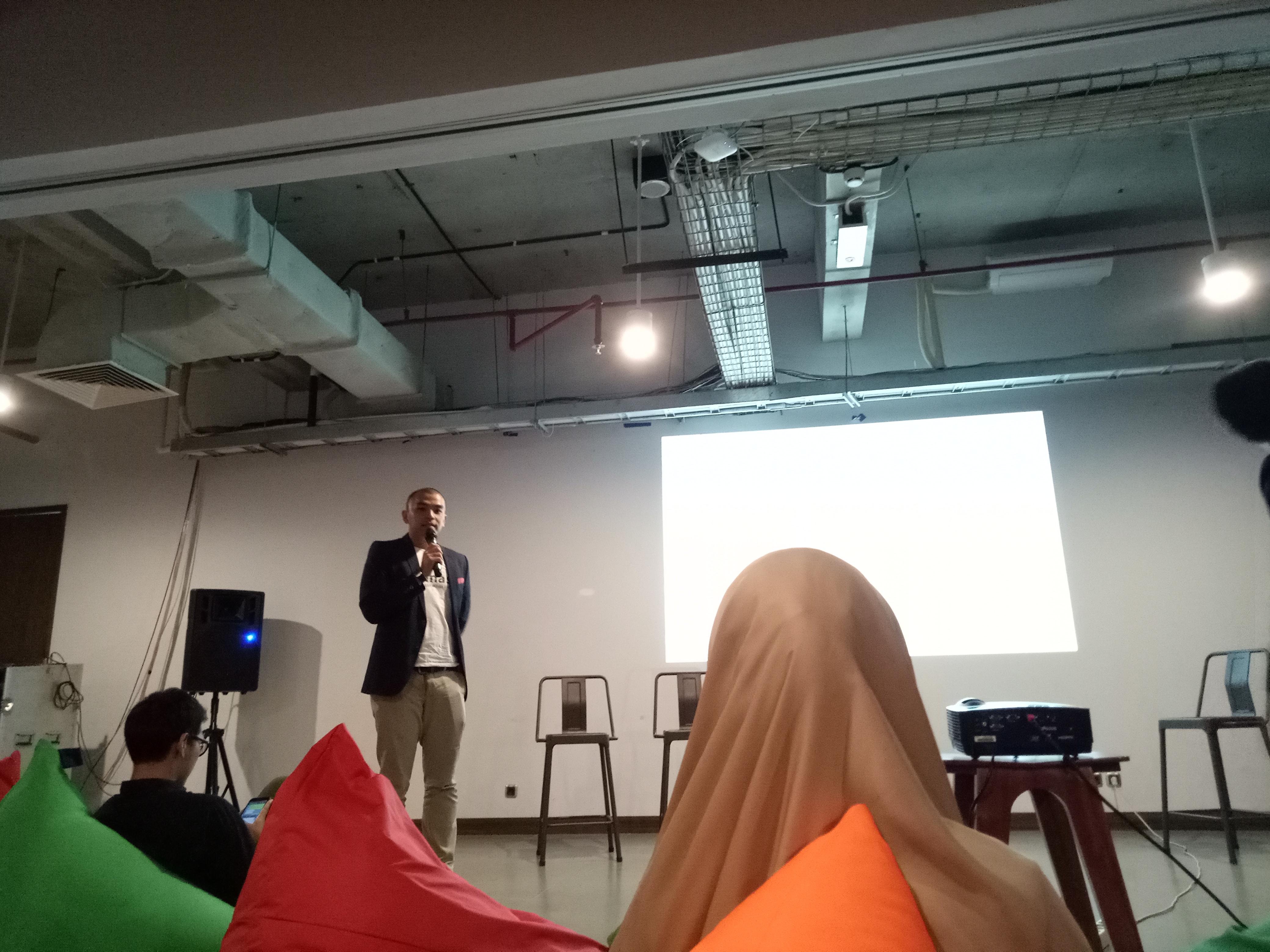 Passionpreneur 2017 Muhammad Assad