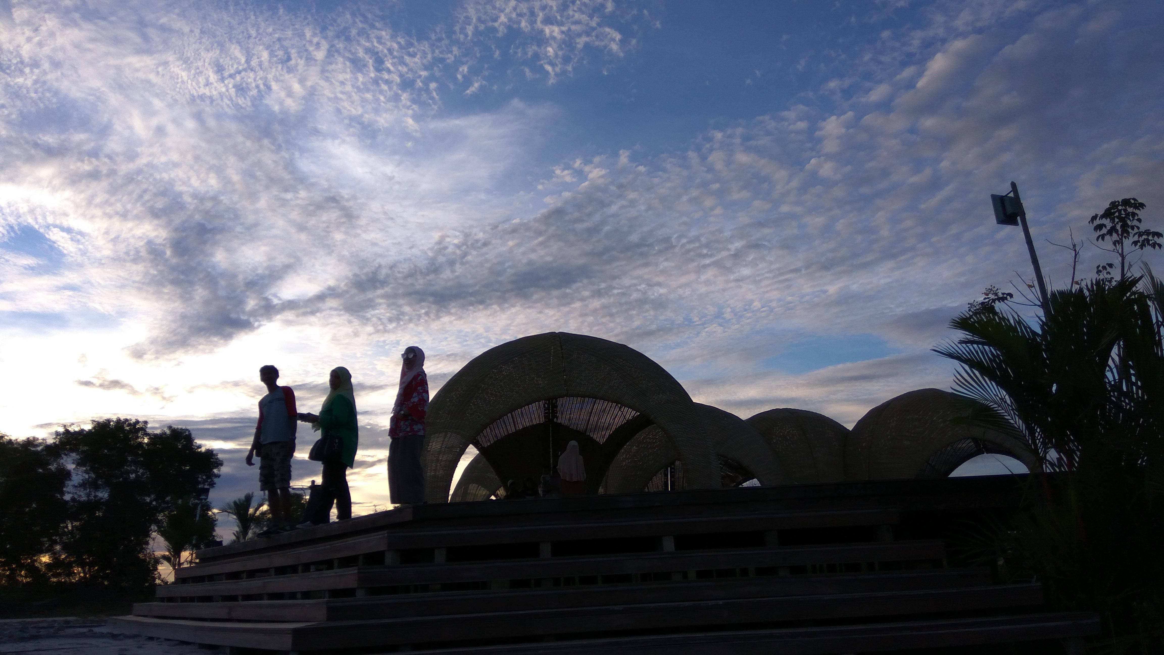 Tempat Terbaru dan Tersembunyi di Belitung - Rumah Keong