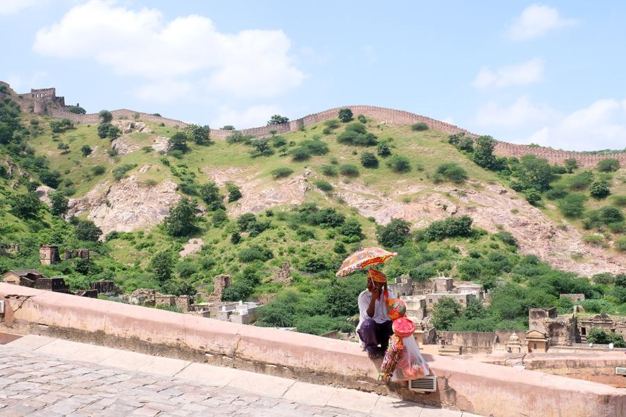 jaipur-great wall